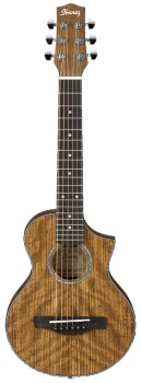 Ibanez EWP14OPN Exotic Wood PICCOLO Guitar