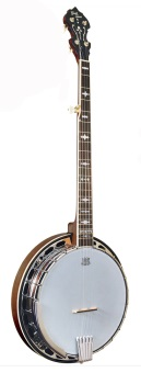 Gold Tone OB-150 Orange Blossom BANJO w/HSCase