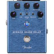 Fender MIRRORIMAGE DELAY Pedal