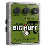 ElectroHarmonix BASSBIGMUFF ^Bass Distortion/Sustainer