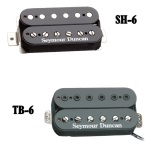 Seymour Duncan SH6B Distortion Bridge Pickup