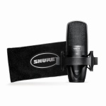 Shure SM27SC Cardioid Side-Address Condenser Microphone