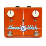 Keeley KNOVA ^NOVA WAH Dual Fixed Filter Pedal