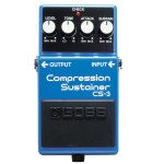 Boss CS-3 COMPRESSOR SUSTAINER PEDAL