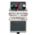 Boss LS2 ^LINE SELECTOR-POWER SUPPLY PEDAL