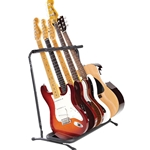 Fender 0991808005 5 Guitar Multi Stand