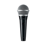 Shure PGA48QTR Dynamic Vocal Mic w/Cable