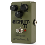 ElectroHarmonix GREENRUSSIANBM Big Muff DISTORTION Pedal