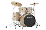 Tama IP52NCCHM 5pc. Drum Set w/Cymbals & Throne