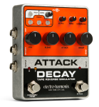 ElectroHarmonix ATTACKDECAY TAPE REVERSE Simulator Pedal