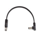 Rockboard CABPOWER15AS 16cm Power Cable Blk