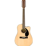 Fender CD60SCE12 A/E Solid Top 12 STRING