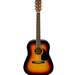 Fender CD-60SBST Dreadnought w/HSCase