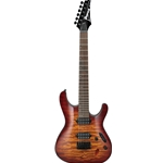 Ibanez S621QMDEB Quilt Top S-Series Electric Guitar