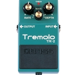 Boss TR-2 TREMELO Pedal