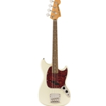 Squier CV60MSTGBASSOWT Classic Vibe MUSTANG BASS Olympic White