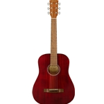 Fender FA15RED Red 3/4 Acoustic w/GigBag