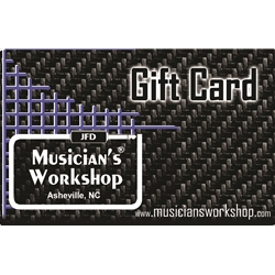 Musician's GIFTCARD Gift Card