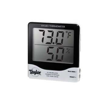 Taylor 80358 Big Digital HYGROMETER