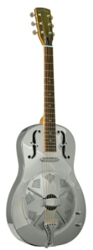 Gold Tone GRE A/E METAL RESONATOR GUITAR