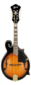 Ibanez M522SBS F-STYLE SOLID TOP MANDOLIN