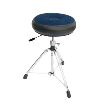 Roc-n-soc NRRNDBLU Nitro Round Throne Blue