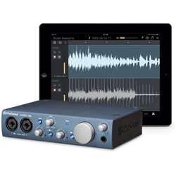 PreSonus AUDIOBOXITWOST iPad USB Midi Studio Bundle