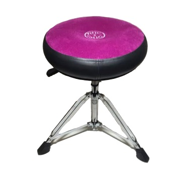 Roc-n-soc NRRNDPURP Nitro Round Throne -Purple