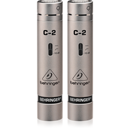 Behringer C-2 Matched Pair Microphones