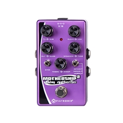 Pigtronix MS2 ^MOTHERSHIP 2 Analog Synth Pedal