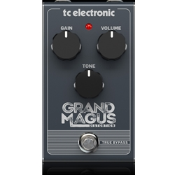 TC Electronic GRANDMAGUS Tube-Like Distortion Pedal