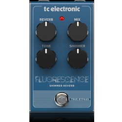 TC Electronic FLOURESCENCE Shimmer Reverb Pedal
